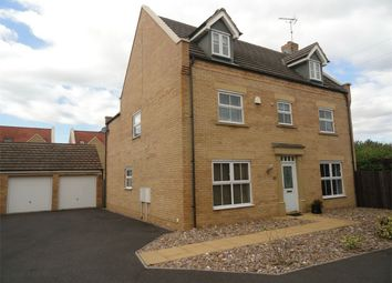 Thumbnail 5 bed detached house for sale in Baldwin Drive, British Sugar, Peterborough, Cambridgeshire