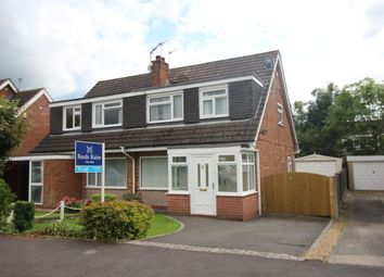 Thumbnail 3 bed semi-detached house to rent in Seal Road, Bramhall, Stockport