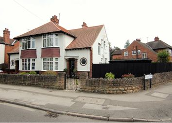 Thumbnail 3 bed semi-detached house for sale in Eton Road, West Bridgford