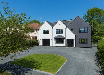 Thumbnail 6 bed detached house for sale in Mymms Drive, Brookmans Park, Hatfield