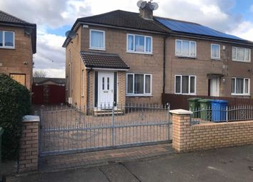 Thumbnail 3 bed semi-detached house for sale in Woodrow Road, Glasgow