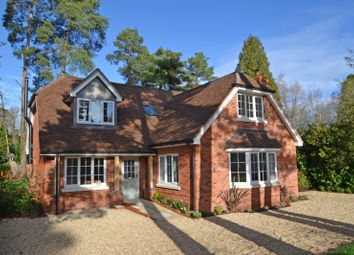 Thumbnail 4 bed detached house for sale in Gorse Bank Close, Storrington, West Sussex