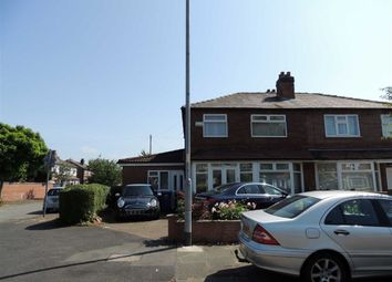 Thumbnail 5 bed semi-detached house for sale in Kings Road, Chorlton Cum Hardy, Manchester