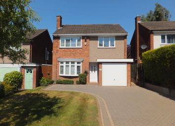Thumbnail 3 bed detached house for sale in Essex Road, Four Oaks, Sutton Coldfield