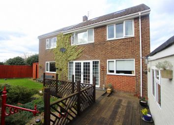 Thumbnail 4 bed detached house for sale in Southfield Close, Hurworth, Darlington
