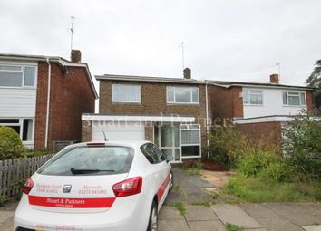 3 bed detached house to rent in Overhill Gardens, Brighton BN1