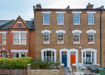 Thumbnail 4 bed terraced house for sale in Whatman Road, London