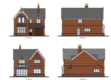 Thumbnail 4 bed detached house for sale in Main Street, Easenhall, Rugby