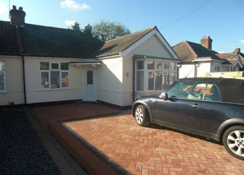 3 bed bungalow to rent in Fontayne Avenue, Romford RM1