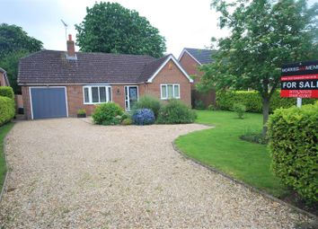 Thumbnail 3 bed detached bungalow for sale in Foxes Lowe Road, Holbeach, Spalding