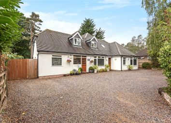 Thumbnail 4 bed detached house for sale in Beechwood Crescent, Chandler's Ford, Hampshire