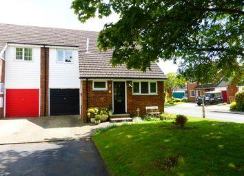 Thumbnail 3 bedroom end terrace house for sale in Brook Field, Aston, Stevenage