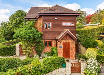 Thumbnail 4 bedroom detached house for sale in Froghole Lane, Crockham Hill