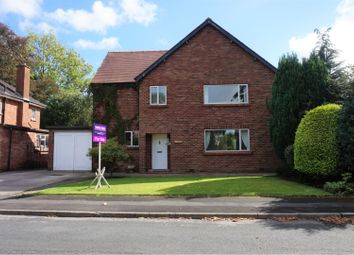 Thumbnail 4 bed detached house for sale in Abbotsway, Preston