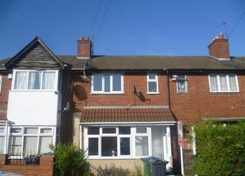 Thumbnail 3 bed terraced house for sale in Great Arthur Street, Smethwick