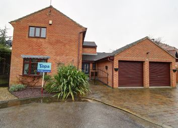 Thumbnail 4 bed detached house for sale in Lundwood Grove, Owlthorpe, Sheffield