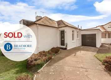 Thumbnail 2 bedroom semi-detached bungalow for sale in Broompark Road, Corstorphine, Edinburgh