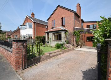 Thumbnail 4 bedroom detached house for sale in Weston Grove, Ross-On-Wye
