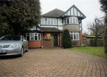 Thumbnail 4 bed detached house for sale in Nonsuch Walk, Cheam