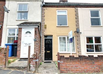 Thumbnail 3 bedroom terraced house for sale in Marion Road, Norwich