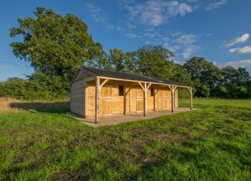 Thumbnail Commercial property for sale in Equestrian Property, Station Road, Ferndown