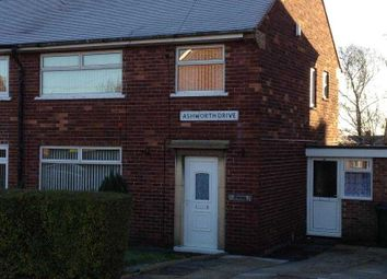 Thumbnail 3 bed semi-detached house to rent in Ashworth Drive, Rotherham