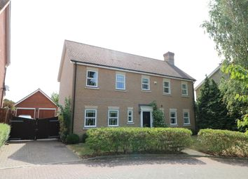Thumbnail 5 bed detached house for sale in Bentleys, Matching Road, Hatfield Heath, Bishop's Stortford