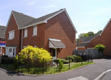 Thumbnail 3 bed semi-detached house to rent in Jack Close, Chandler's Ford, Eastleigh