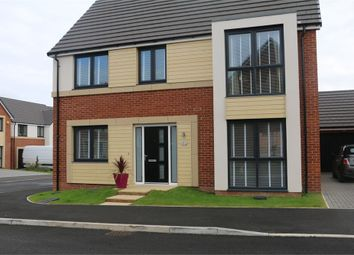 Thumbnail 4 bed detached house for sale in Stewart Park Avenue, Middlesbrough, North Yorkshire