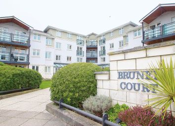 Thumbnail 1 bed flat for sale in Harbour Road, Portishead, Bristol