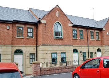 Thumbnail 3 bed terraced house for sale in Hadfield Close, Victoria Park, Manchester