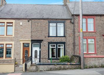Thumbnail 3 bed terraced house for sale in Main Road, Seaton, Workington