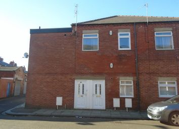 Thumbnail 3 bedroom flat to rent in William Street, Blyth