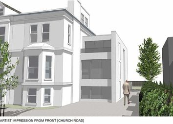 Thumbnail Block of flats for sale in Church Road, St. Marks, Cheltenham