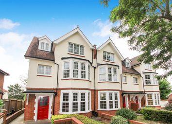 Thumbnail 1 bed flat to rent in Gubbins Lane, Harold Wood, Romford