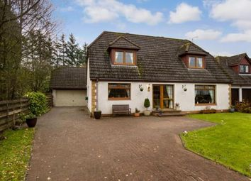 Thumbnail 4 bed detached house for sale in Allandale Crescent, Greenloaning, Dunblane, Perth And Kinross
