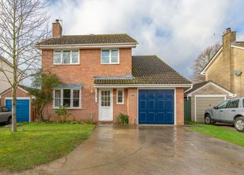 Thumbnail 4 bed detached house for sale in Lyneham Road, Bicester