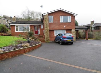 Thumbnail 4 bed detached house for sale in Buckstones Road, Shaw, Oldham