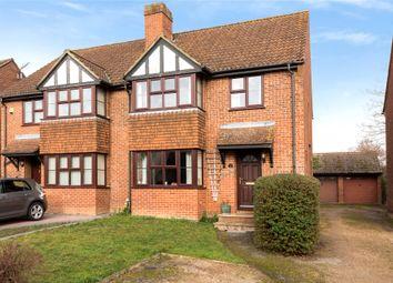 Thumbnail 3 bedroom semi-detached house for sale in Heywood Avenue, Maidenhead, Berkshire