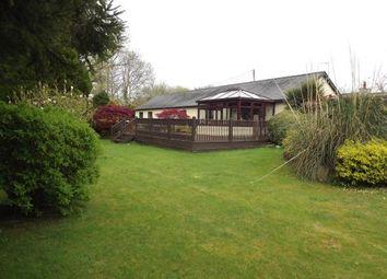 Thumbnail 3 bed bungalow for sale in Groeslon, Caernarfon, Gwynedd