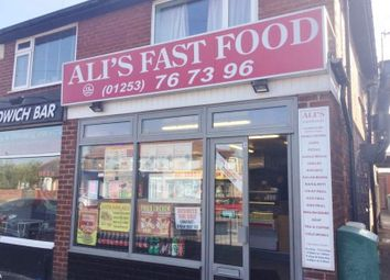Thumbnail Restaurant/cafe for sale in 5A Cherry Tree Road North, Blackpool