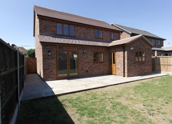 Thumbnail 4 bed detached house for sale in May Avenue, Canvey Island, Essex
