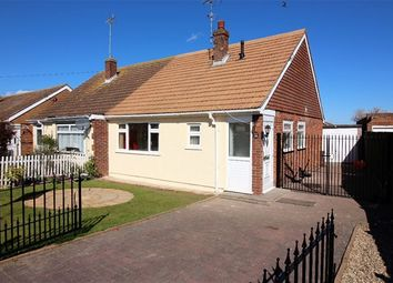 Thumbnail 2 bed semi-detached bungalow for sale in Hawthorn Road, Great Clacton, Clacton On Sea
