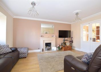 Thumbnail 4 bed detached house for sale in Caesar Avenue, Kingsnorth, Ashford, Kent
