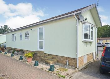 Thumbnail 2 bed mobile/park home for sale in Shirkoak Park, Woodchurch, Ashford, Kent