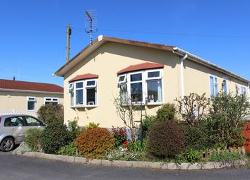 Thumbnail 2 bedroom mobile/park home for sale in Millands Caravan Park, Llanmaes, Llantwit Major