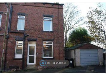 Thumbnail 2 bed end terrace house to rent in Prospect Terrace, Bramley, Leeds
