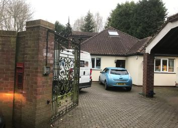 Thumbnail 4 bed detached house for sale in Palatine Road, Manchester, Greater Manchester