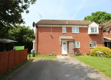 Thumbnail 2 bed end terrace house for sale in Bedfordshire Way, Wokingham