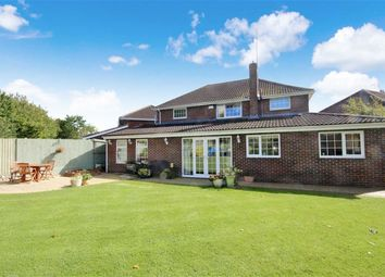 Thumbnail 4 bed detached house for sale in Bucklebury Close, Stratton, Wiltshire